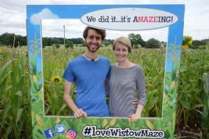 Learning Happiness Give An Adventure Wistow Maze Maize Family Fun Day Out Surprise